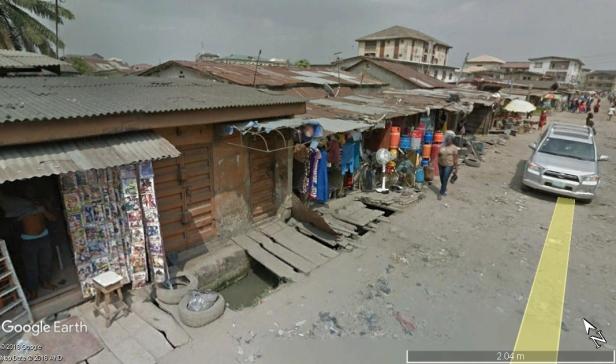 LAGOS street view